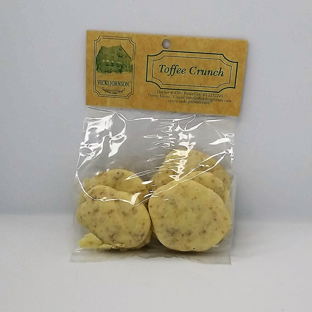 Toffee Crunch 100g