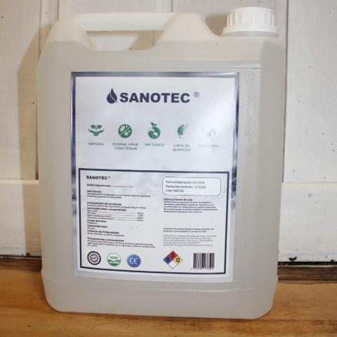 Desinfectante Ecológico 5L