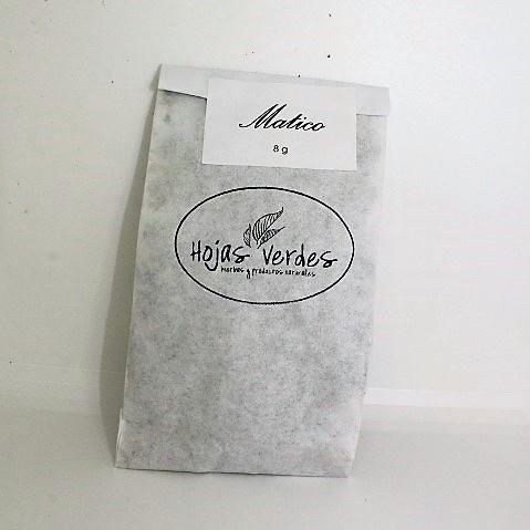 Hierbas medicinales - Matico 10g