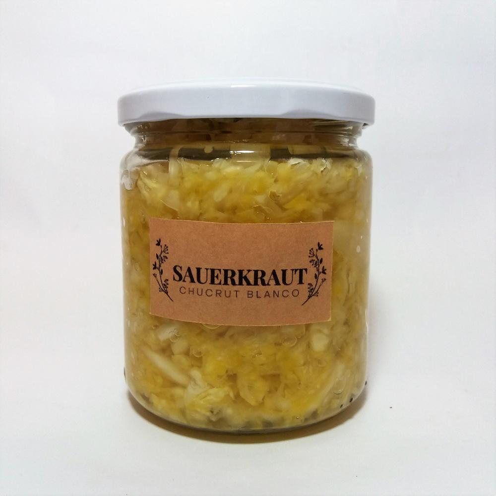 Sauerkraut (Chucrut) 450g Bee & Me
