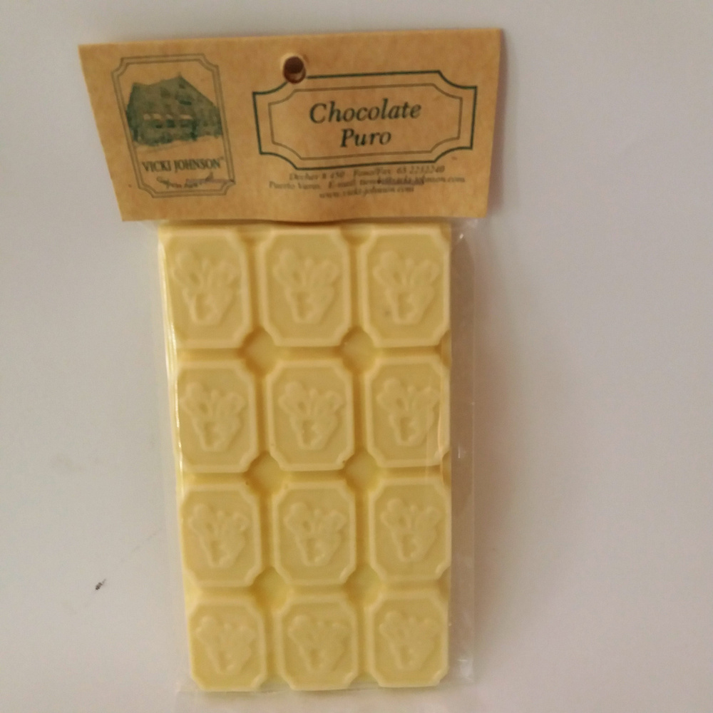 Chocolate Blanco 50% 100g