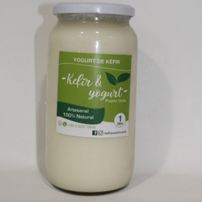 Yogurt de Kéfir