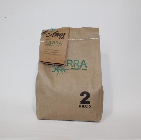 Arroz Agroeco 2kg