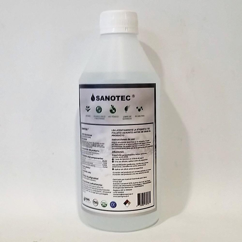Desinfectante Ecológico 1lt