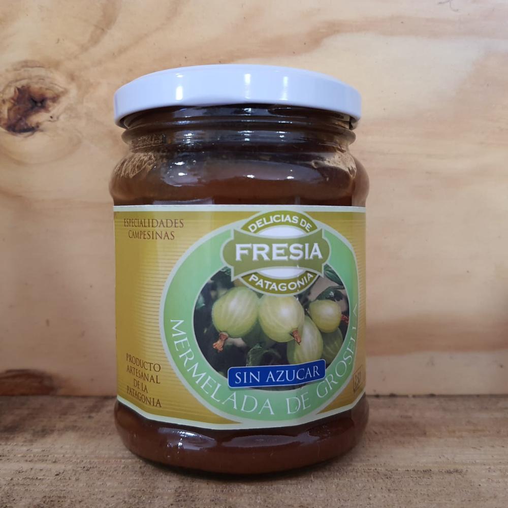 Mermelada Grosella sin azúcar 350g