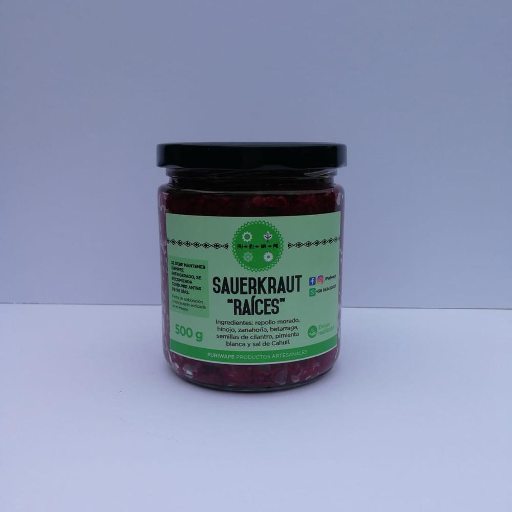 Sauerkraut Raíces 450g