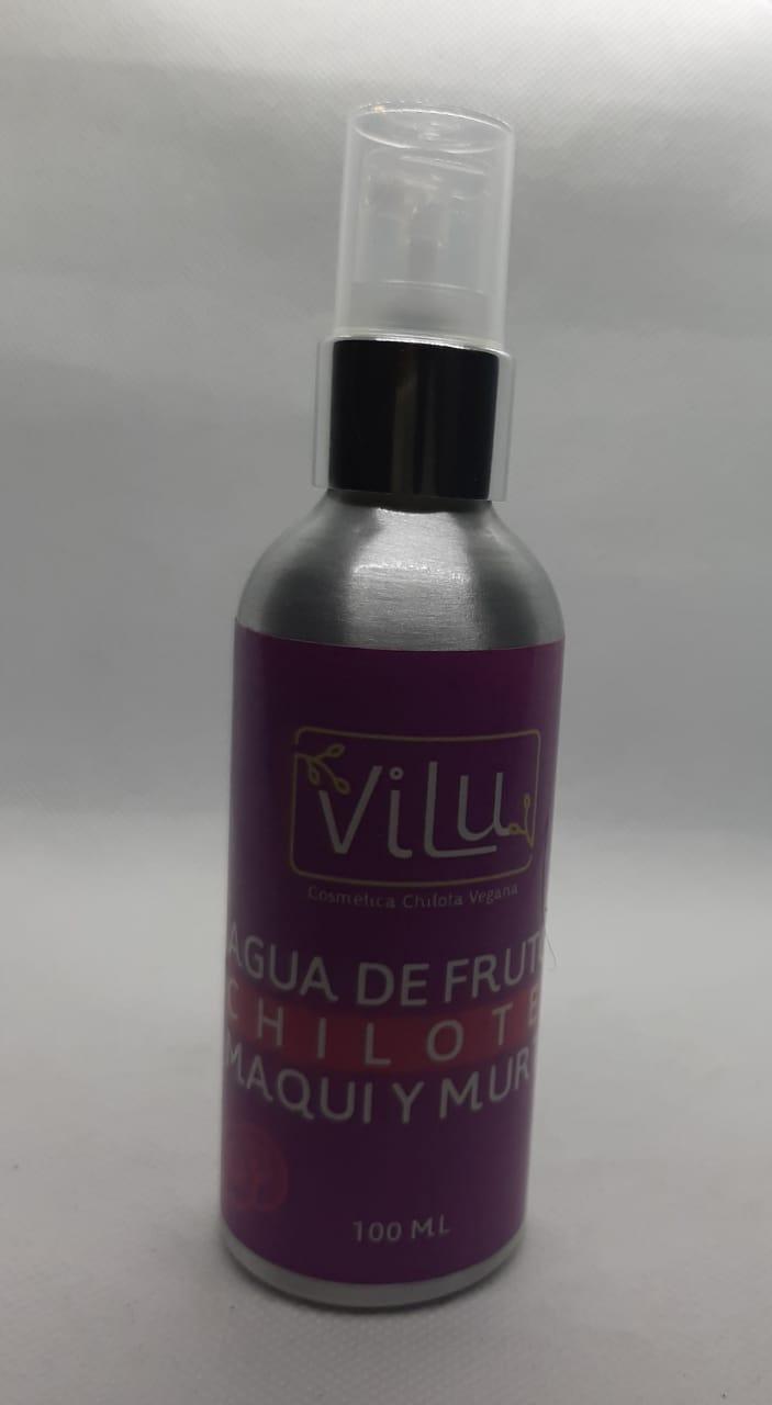 Agua de Frutos Chilotes