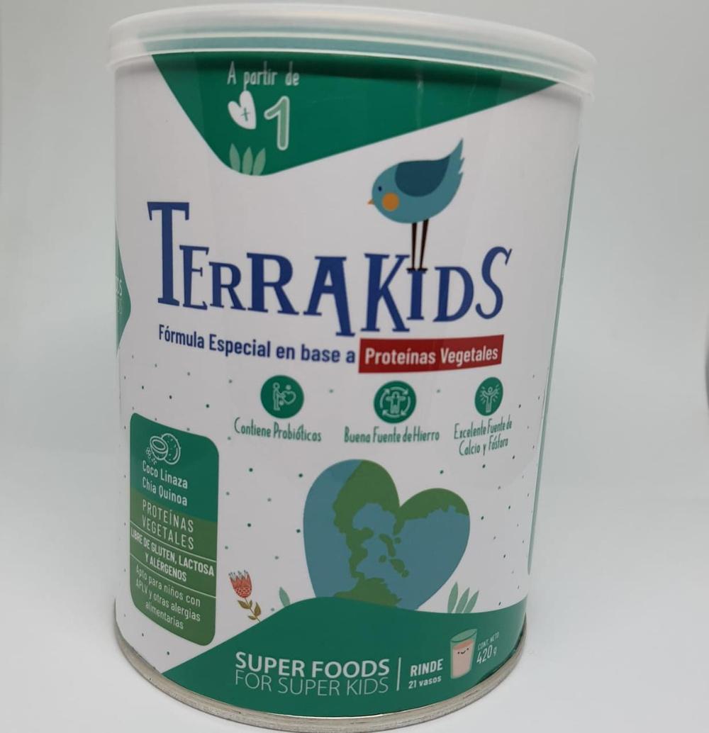Bebida Vegetal Terrakids 1+