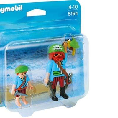 Playmobil Duopack De Piratas