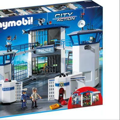 Comisaria De Policia Con Prision
