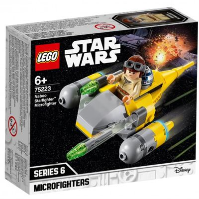 Naboo Star Fighter Microfighter