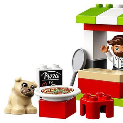 Puesto De Pizza
