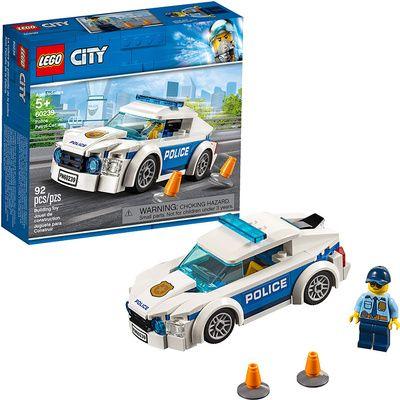 Auto patrulla de policia