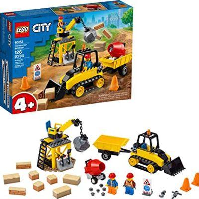 Bulldozer de construcción