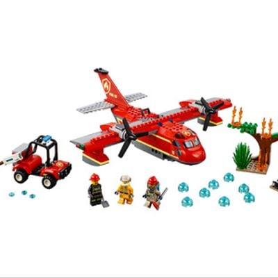 Avión de bomberos