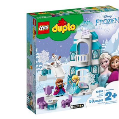 Frozen: Castillo de Hielo