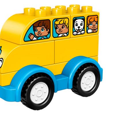 MI primer autobús
