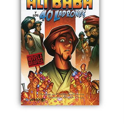 Alí Babá y los 40 ladrones