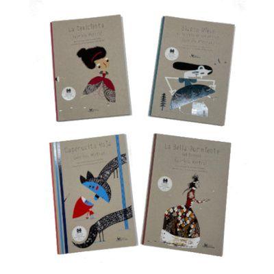 Pack 4 libros de Gabriela Mistral
