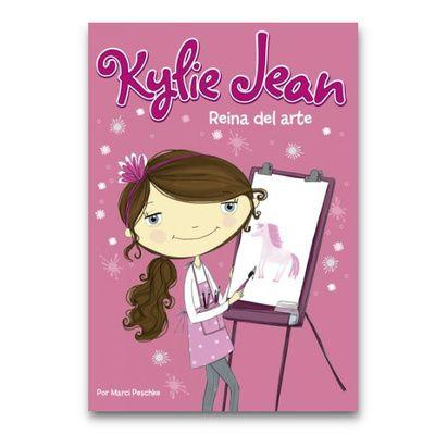 Kylie Jean Reina del Arte