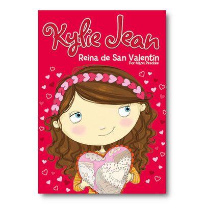 Kylie Jean Reina de San Valentin