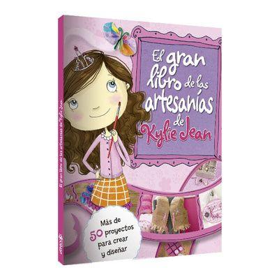 El gran libro de las artesanías de Kylie Jean