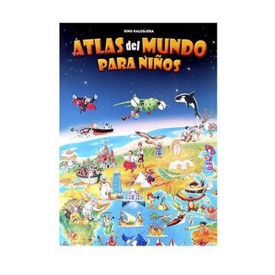 Atlas del mundo para niños