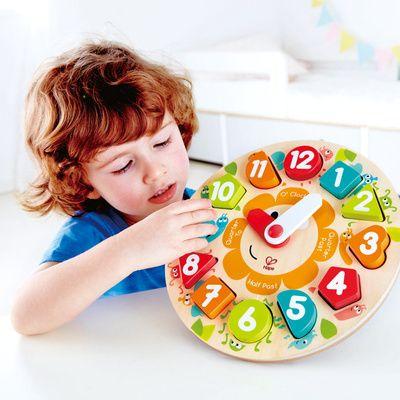 Puzzle de Reloj Robusto