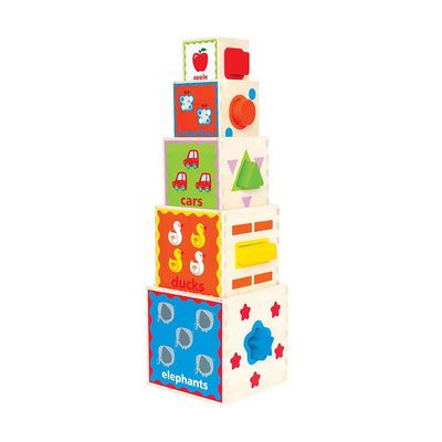 Pirámide de Juegos