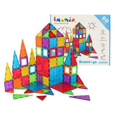 Imanix 60 piezas ¡Nueva Edición!