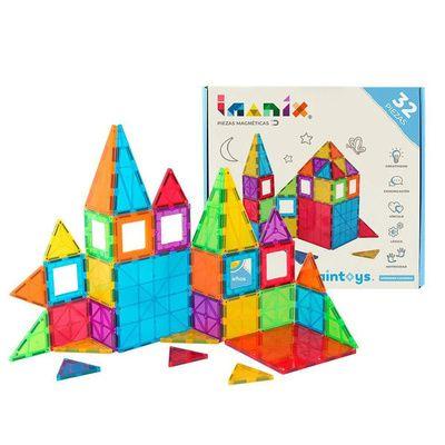 Imanix 32 piezas ¡Nueva Edición!