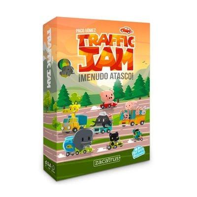 Traffic Jam: Menudo Atasco