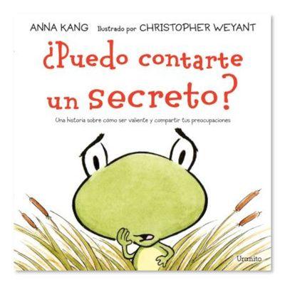 ¿Puedo contarte un secreto?