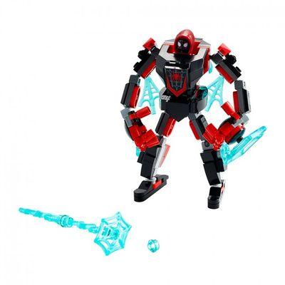Armadura Robótica de Miles Morales