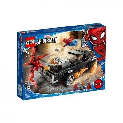 Spider-Man y el Motorista Fantasma vs. Carnage