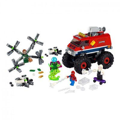 Monster Truck de Spider-Man vs. Mysterio