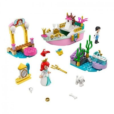 Barco de Ceremonias de Ariel