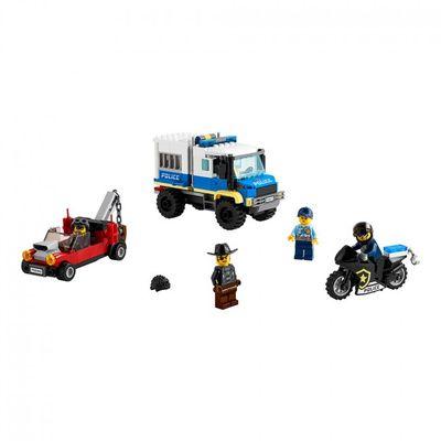 Transporte de Prisioneros de Policía