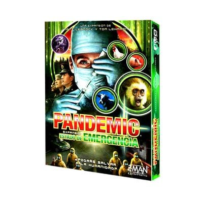 Pandemic - Estado de Emergencia