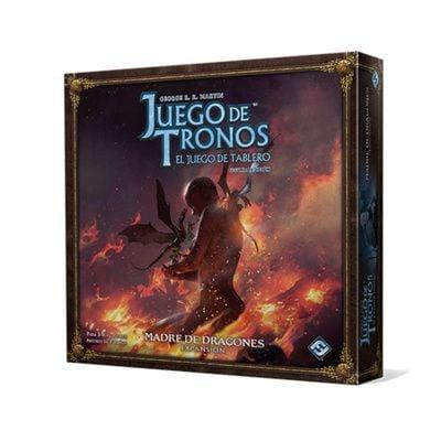 Madre de Dragones Juego de Tronos: El juego de tablero