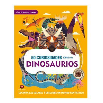 50 curiosidades sobre los dinosaurios