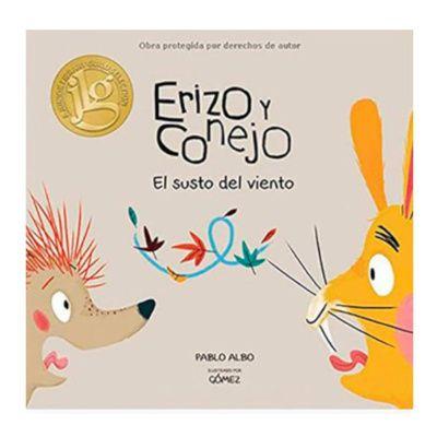 Erizo y Conejo - El susto del viento
