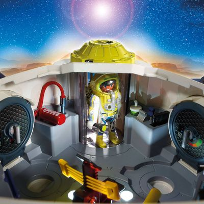 Estación de Marte