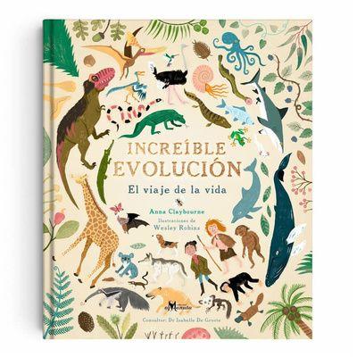 INCREÍBLE EVOLUCIÓN