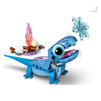 Personaje Construible Bruni la Salamandra