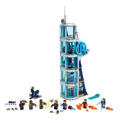 Batalla en la Torre de los Vengadores
