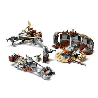 Problemas en Tatooine
