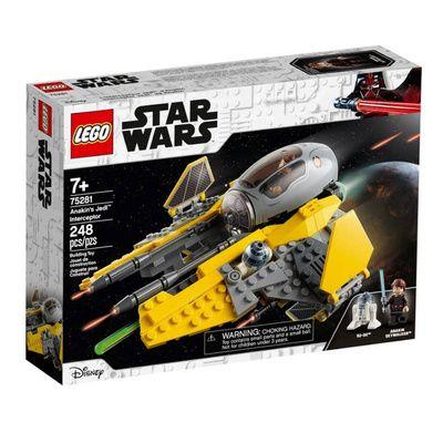 Interceptor Jedi de Anakin