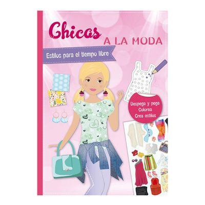 Chicas a la moda Estilos para el tiempo libre