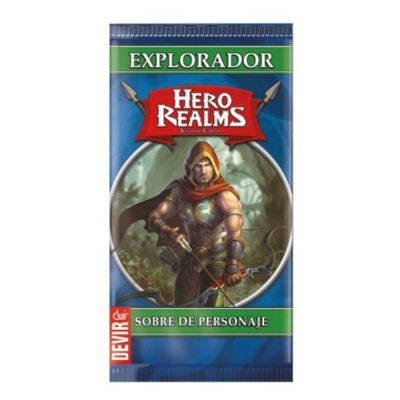 Hero Realms: Explorador (sobres)